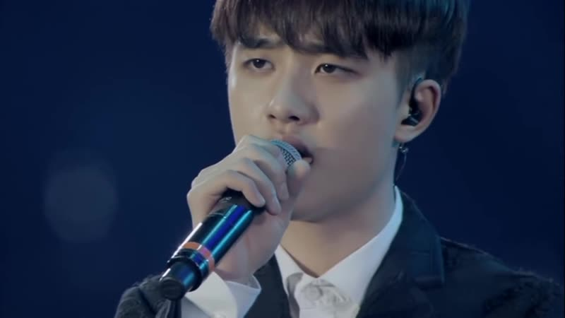 EXOPLANET 1 - THE LOST PLANET D.O. SOLO 《Tell Me What Is Love》