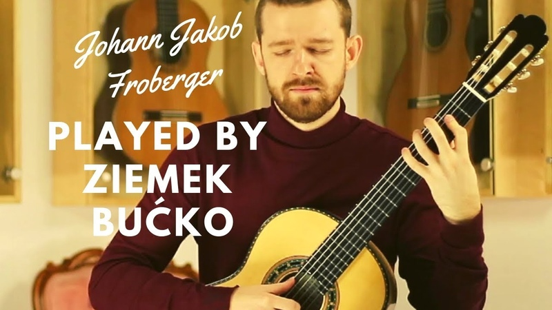 Froberger - Méditation sur ma mort future, from Suite D-Dur played by Ziemek Bućko on a 2017 Perez