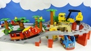 Lego Duplo New Train, Steam Train, Train Bridge and Tracks, Stone Quarry. Build and Play toys Lego