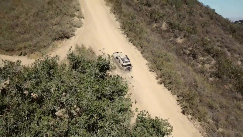 [hackomotive] Cayenne Turbo Off-Roading Battle vs Jeep, FJ, Land Rover *SHOCKING*
