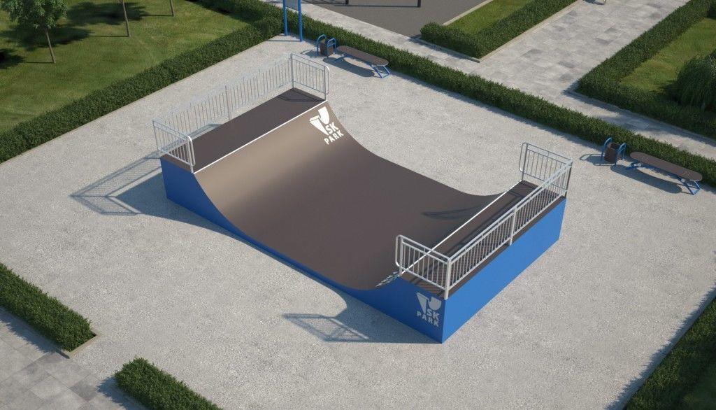 В скором времени в Парке победы появится скейт-площадка