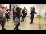 Маркос Фернандес. Мастер-класс по афро 10-летие Salsa Cubana Novosibirsk