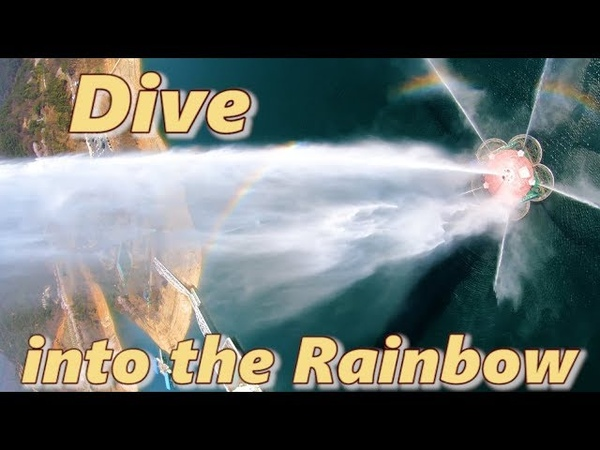 Dive into the RAINBOW Armattan Rooster Russell FPV FreeStyLe