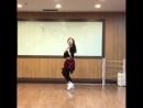 Пре-дебютное видео Минджи