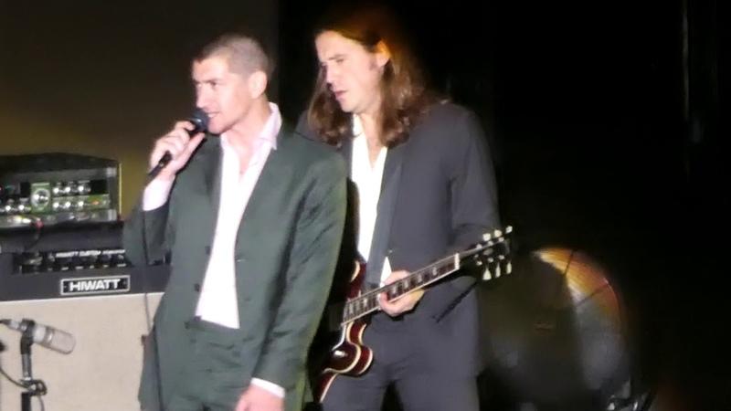 Arctic Monkeys - Cornerstone @ Hollywood Bowl, Los Angeles CA, 16.10.2018
