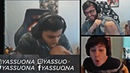 YASSUO REACTS TO A VIDEO SPECIALLY GOT MADE FOR HIM | LL STYLISH VS A MINION | SCARRA | LOL MOMENTS