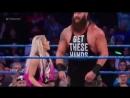 Braun Strowman Alexa Bliss vs Jimmy Uso Naomi - WWE Mixed Match Challenge We