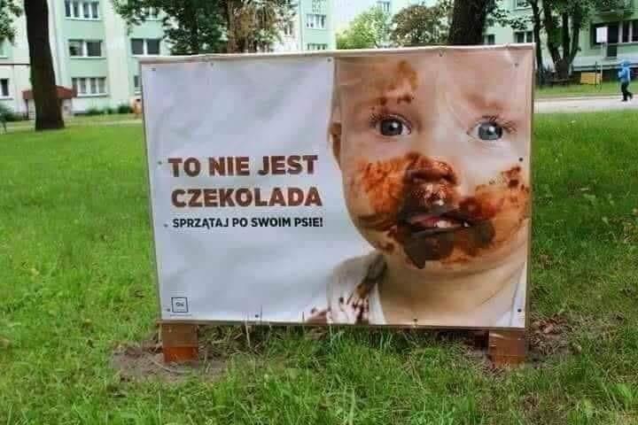 Социальная реклама в Польше
