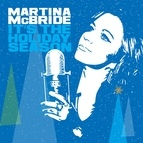 Martina McBride альбом It's The Holiday Season