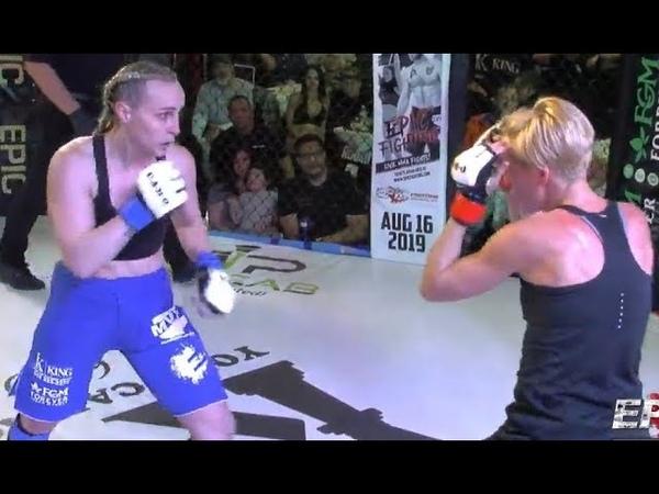 Natalya vs Lori Amateur Fight 2019 05 17 r WMMA