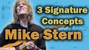 Mike Stern - What is The Best Mix of Bebop and Rock?