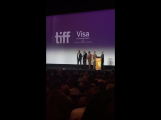 The cast of jeremiah terminator leroy laura dern nuzzles costar kristen stewart at the end tiff18