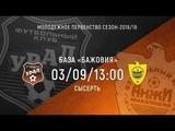 Прямая трансляция матча «Урал-M» - «Анжи-М»