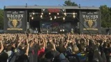 DragonForce - Through the Fire and Flames LIVE 2009