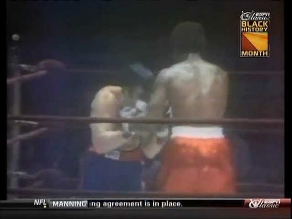 George Foreman vs George Chuvalo Aug 4 1970