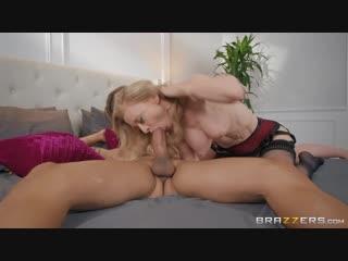 Brazzers.com] Jillian Janson, Nina Hartley - Nina's Chapel of Lust Part 2 [2018-11-18, Blonde, Brunette, Teen, MILF, Big Tits, N