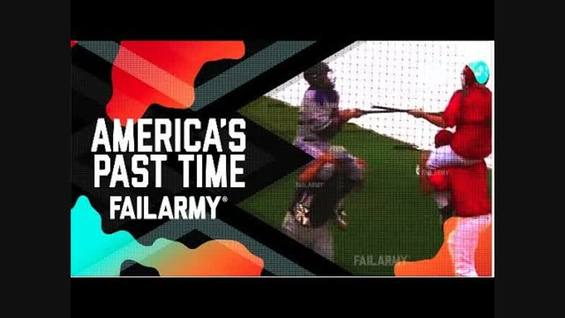 Batter Up Americas Past Time Fails (August 2018) | FailArmy