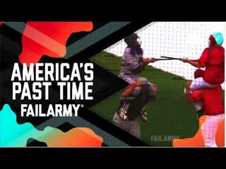 Batter Up: America's Past Time Fails (August 2018)   FailArmy