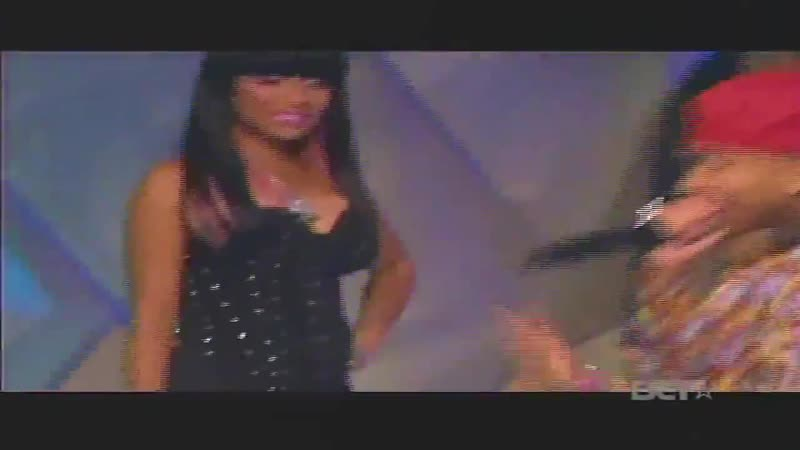 Young Money - Bedrock (Live on Monique Show, 2010) (HD качество)