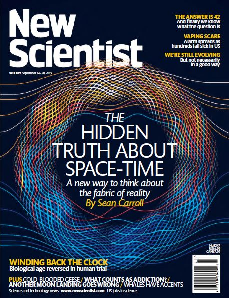 New Scientist - 17.09.2019