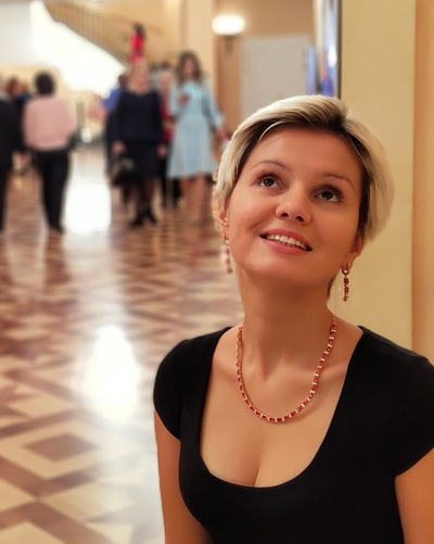 Катя Никишова