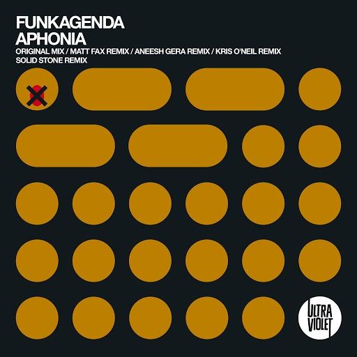 Funkagenda альбом Aphonia