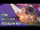 THE WITCHER 3 WILD HUNT игра от CD Projekt RED СТРИМ Прохождение игры с JetPOD90 часть №10