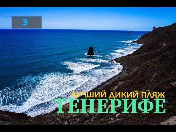 Самый дикий пляж Тенерифе. Реально ли добраться?