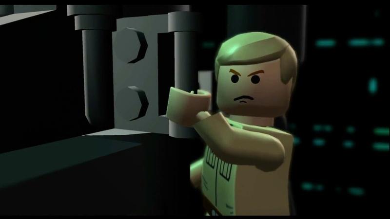 Luke I Am Your Father Lego Star Wars Empire Strikes Back