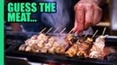 Bizarre Japanese Bar Food and the Secret Nightlife of Tokyo's Salarymen!
