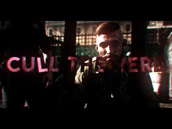CULL THE HERD - JACOB SEED [ Far Cry 5 GMV ]