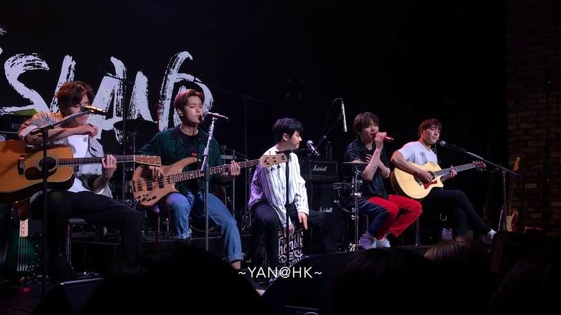 181201 FTISLAND CLUB LIVE for PRIMADONNAⅡ - WE ARE