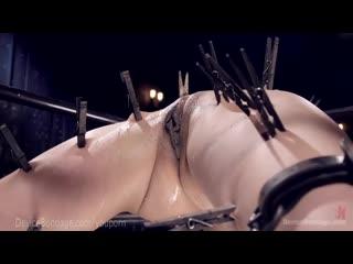 Big-tittied-device-torture