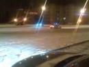 В Иркутске на сквере Кирова! Дрифт вокруг ментов вот так мы угораем на машинах