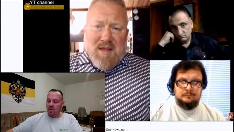 Агент Кремля Горский и украинские пропагандисты - ордынцы, имперцы, совки в позе 69
