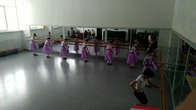 Экзамен Народный танец 2