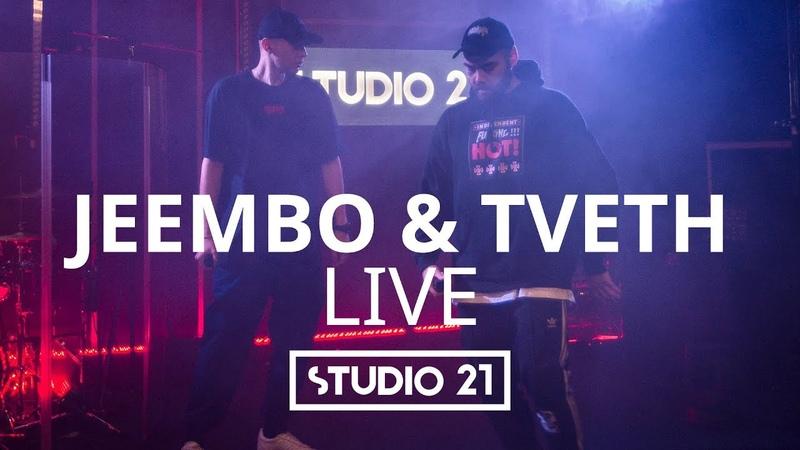 JEEMBO TVETH | LIVE @ STUDIO 21