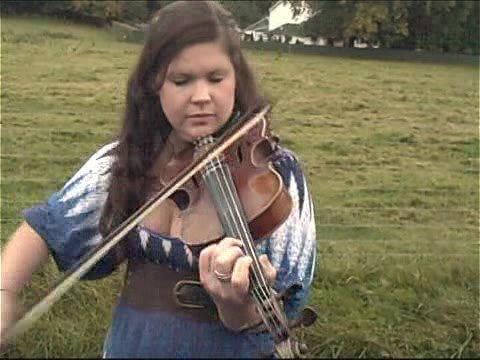 Katie Boyle Fiddle