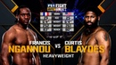 Fight Night Beijing Free Fight: Francis Ngannou vs Curtis Blaydes 1