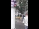 произошел пожар на Малом рынке в районе Симбы. Горел 5 этаж. Без жертв.