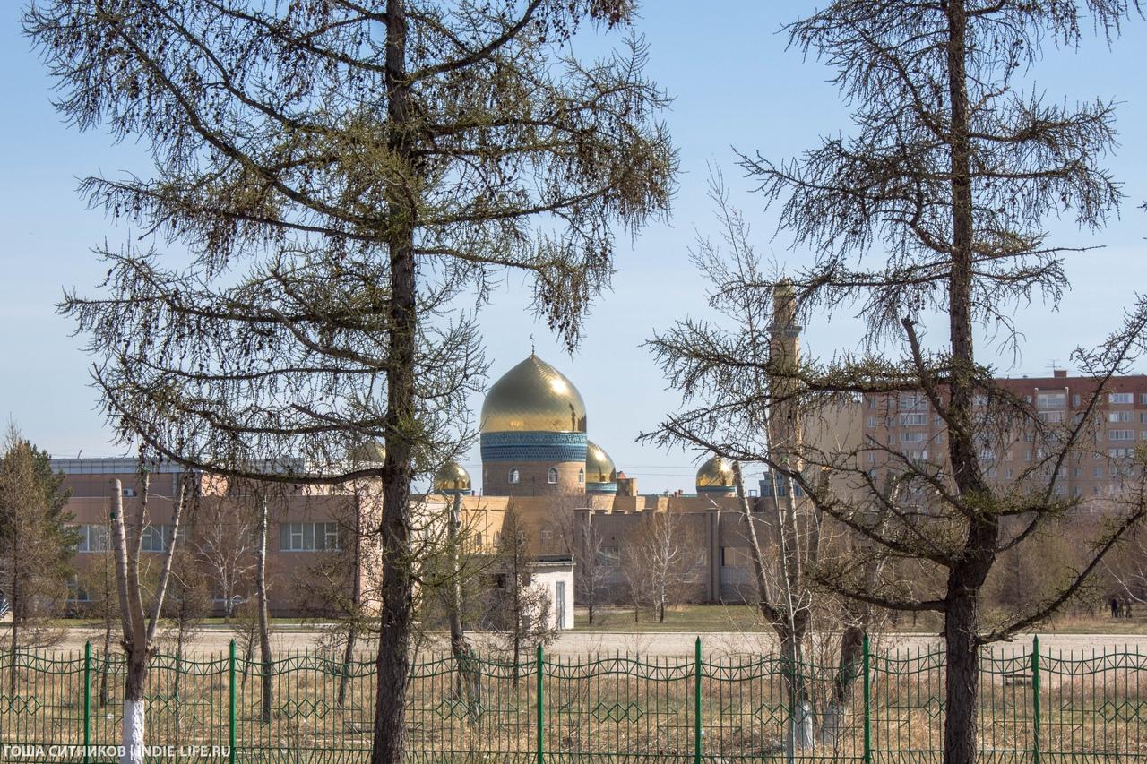 Мечеть Костанай