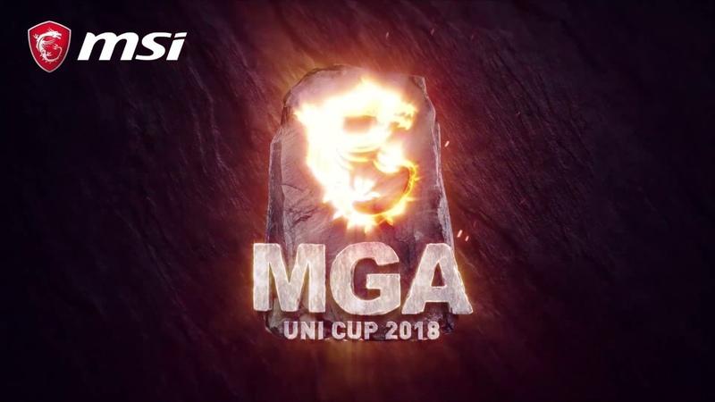 MSI MGA UNI CUP 2018 VGTimes.Ru