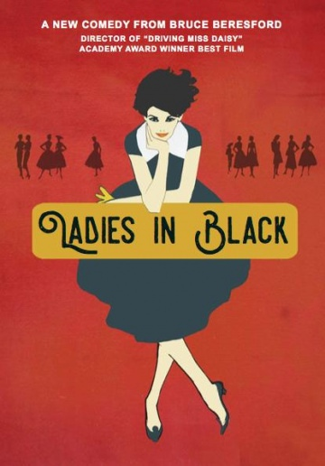 Леди в черном (Ladies in Black) 2018 смотреть онлайн