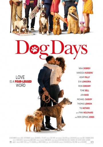 Собачьи дни (Dog Days) 2018 смотреть онлайн