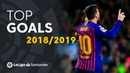 TOP 5 Goles LaLiga Santander 2018/2019