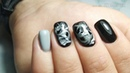 Дизайн ногтей по мокрому Работа на клиенте ОТ и ДО
