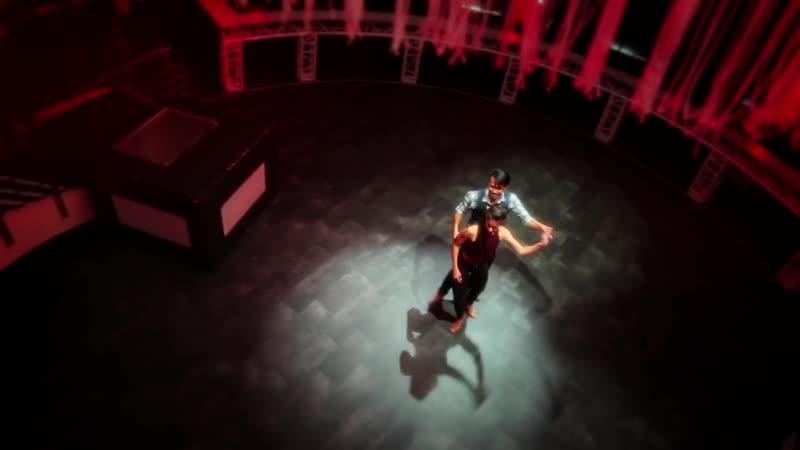Kewin Cosmos - Solo Quise Quererte Dance-story by Ian Salvador Lopez Alexandra Bódi