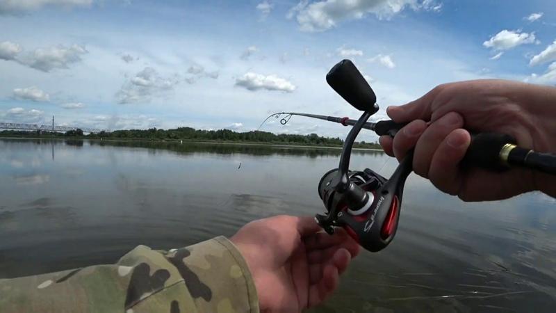 Рыбалка на Оке.Эти приманки всегда выручают