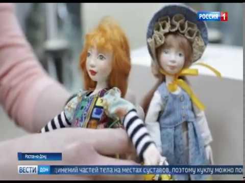 Воплощение мечты: ростовчанка Елена Махова создает уникальные шарнирные куклы