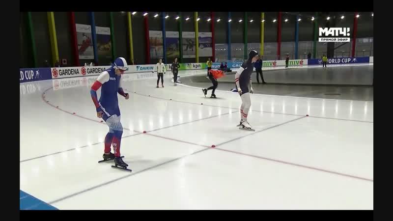 Анегина Голикова 500м - 38.43